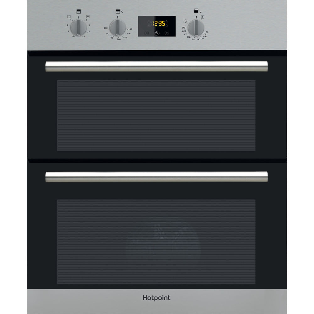 Hotpoint Built in double oven DU2 540 IX : discover the specifications of our home appliances and bring the innovation into your house and family.