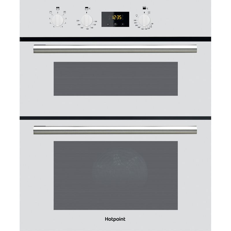 Hotpoint-Double-oven-DU2-540-WH-White-A-Frontal