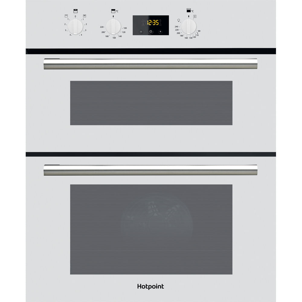 Hotpoint Built in double oven DU2 540 WH : discover the specifications of our home appliances and bring the innovation into your house and family.
