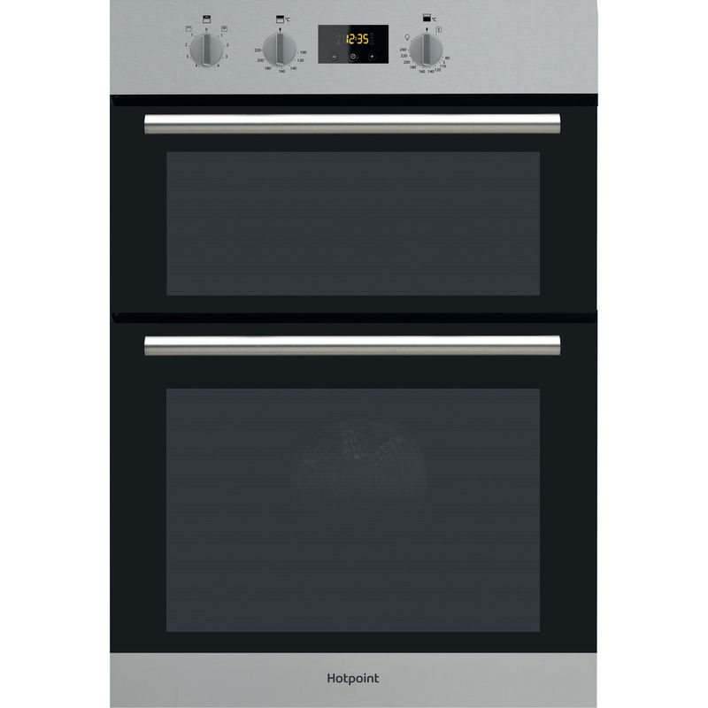 Hotpoint-Double-oven-DD2-540-IX-Inox-A-Frontal