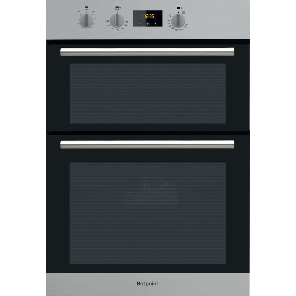 Hotpoint Built in double oven DD2 540 IX : discover the specifications of our home appliances and bring the innovation into your house and family.