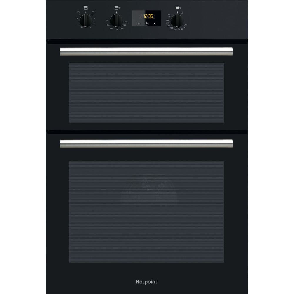 Hotpoint Built in double oven DD2 540 BL : discover the specifications of our home appliances and bring the innovation into your house and family.
