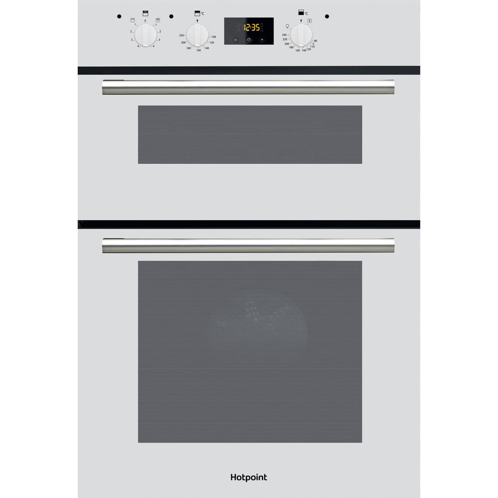 Hotpoint Built in double oven DD2 540 WH : discover the specifications of our home appliances and bring the innovation into your house and family.