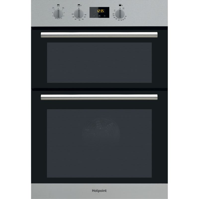 Hotpoint-Double-oven-DD2-544-C-IX-Inox-A-Frontal