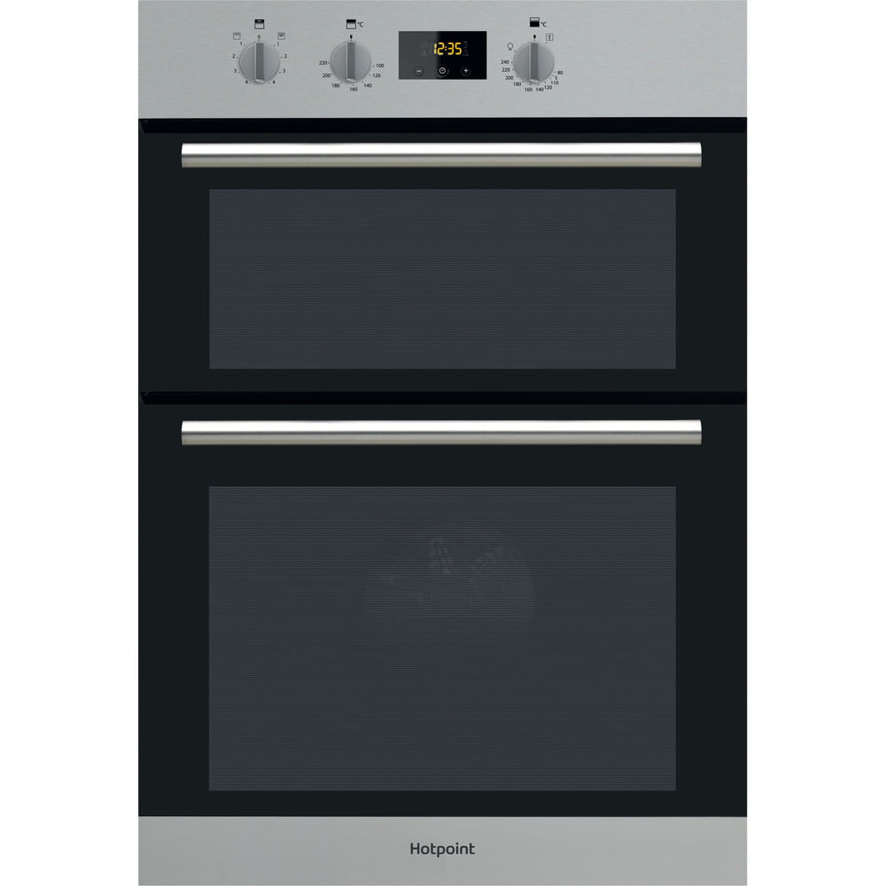 Hotpoint Built in double oven DD2 544 C IX : discover the specifications of our home appliances and bring the innovation into your house and family.