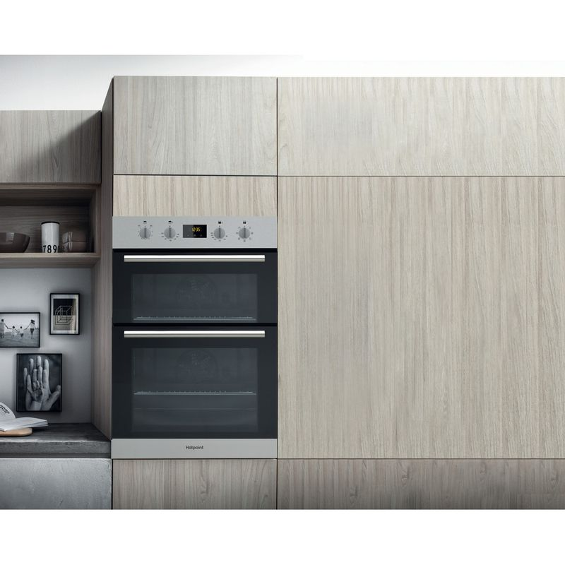 Hotpoint-Double-oven-DD2-544-C-IX-Inox-A-Lifestyle-frontal