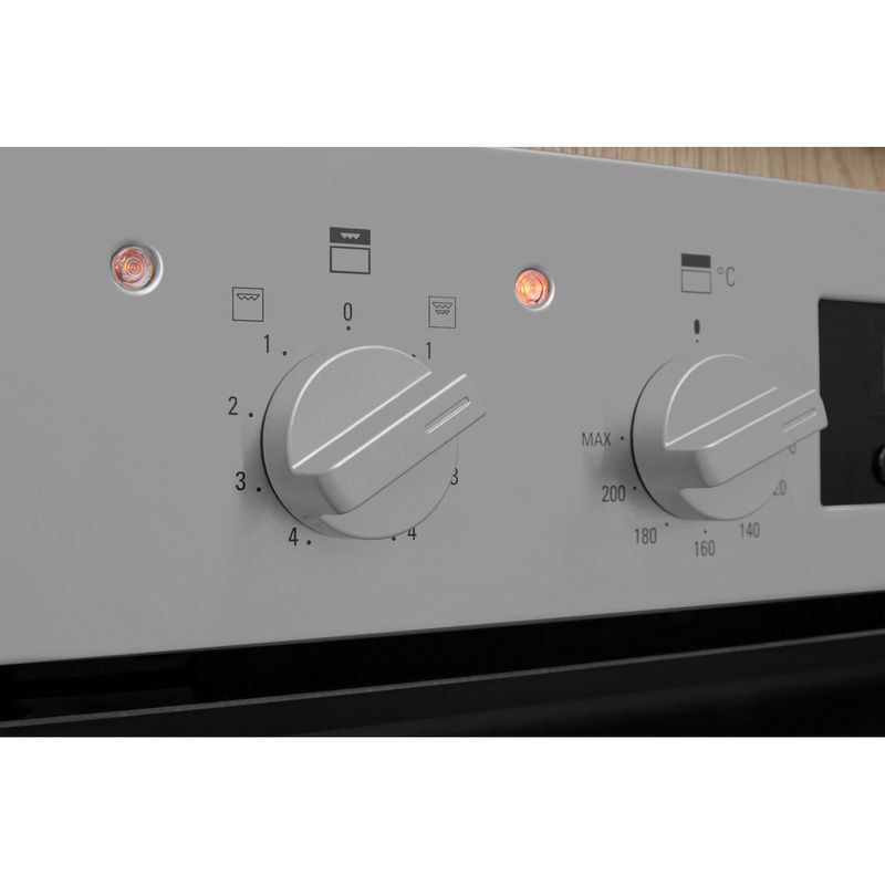 Hotpoint-Double-oven-DD2-544-C-IX-Inox-A-Control-panel