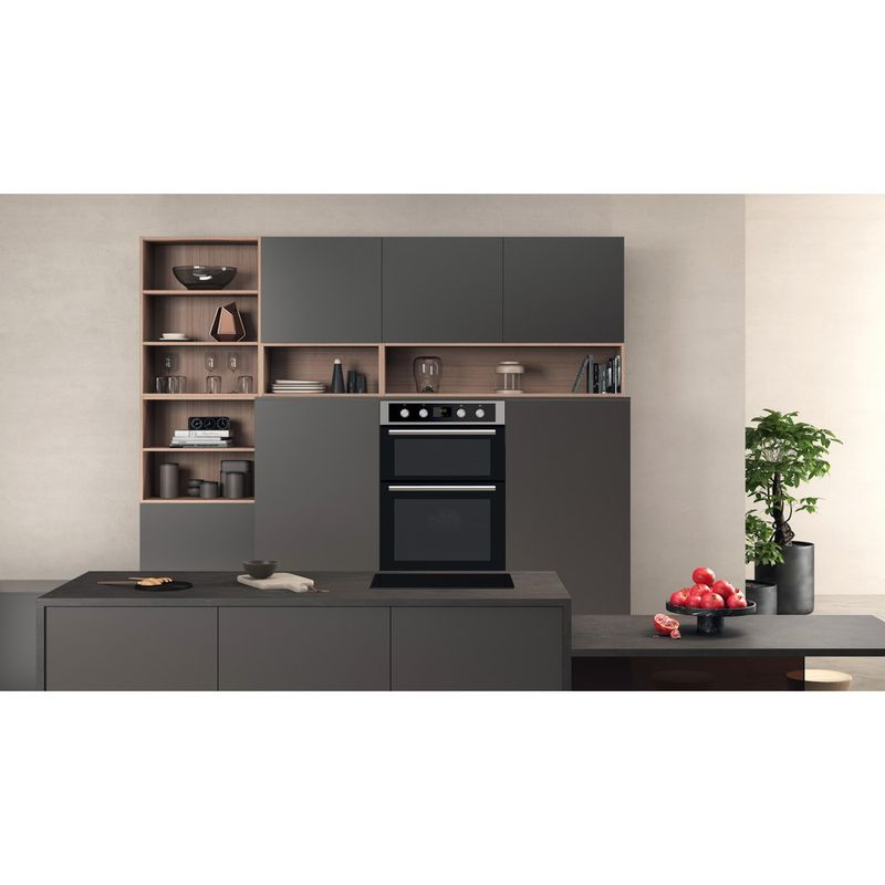 Hotpoint-Double-oven-DD2-844-C-IX-Inox-A-Lifestyle_Frontal