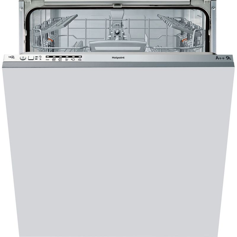 Hotpoint-Dishwasher-Built-in-LTB-6M126-UK-Full-integrated-A-Frontal