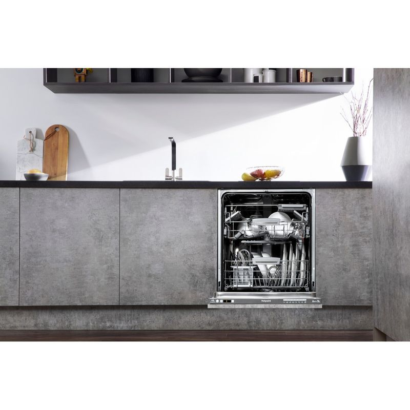 Hotpoint-Dishwasher-Built-in-LTB-6M126-UK-Full-integrated-A-Lifestyle-frontal-open