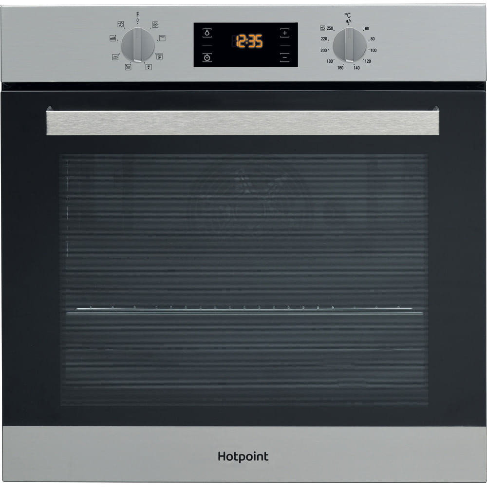 Hotpoint Built in Oven SA3 340 H IX : discover the specifications of our home appliances and bring the innovation into your house and family.