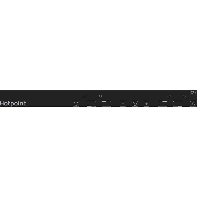 Hotpoint-HOB-CIA-640-C-Black-Induction-vitroceramic-Control-panel