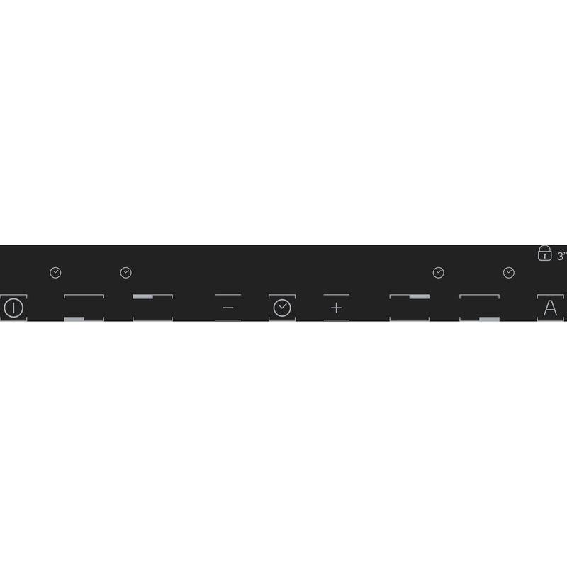 Hotpoint-HOB-CIA-640-B-Black-Induction-vitroceramic-Control-panel