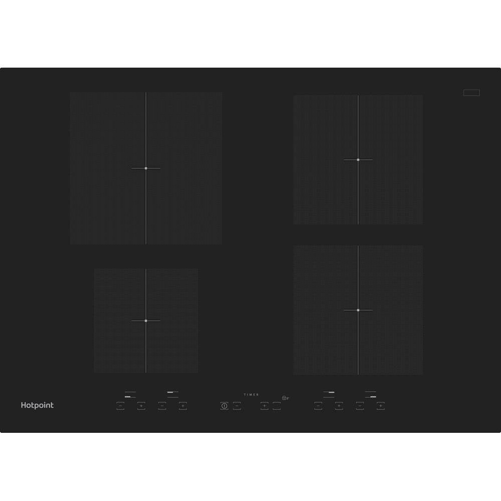 Hotpoint Induction Hob CID 740 B : discover the specifications of our home appliances and bring the innovation into your house and family.