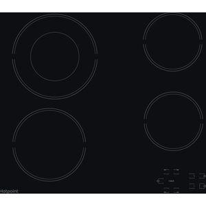 Hotpoint HR 612 CH Hob - Black