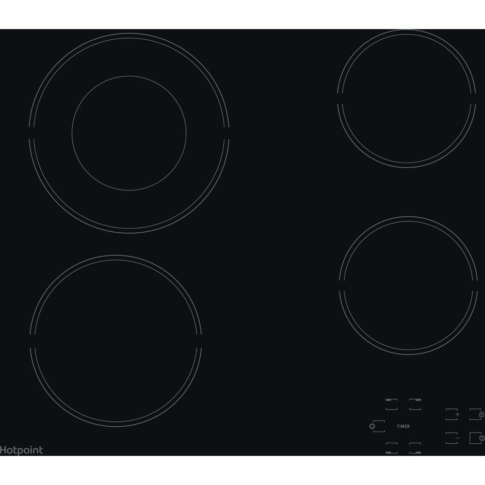 Hotpoint Electric Hob HR 612 C H : discover the specifications of our home appliances and bring the innovation into your house and family.