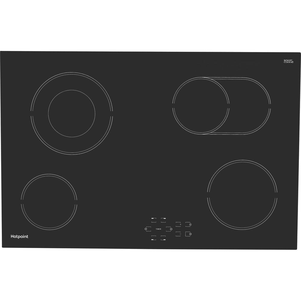 Hotpoint Electric Hob HR 724 B H : discover the specifications of our home appliances and bring the innovation into your house and family.