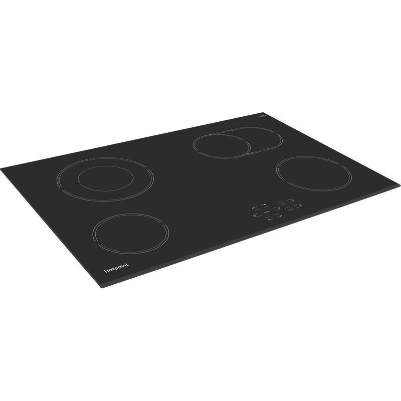 Hotpoint-HOB-HR-724-B-H-Black-Radiant-vitroceramic-Perspective