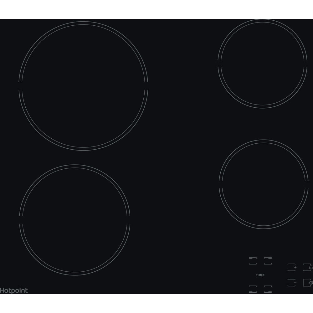 Hotpoint Electric Hob HR 651 C H : discover the specifications of our home appliances and bring the innovation into your house and family.