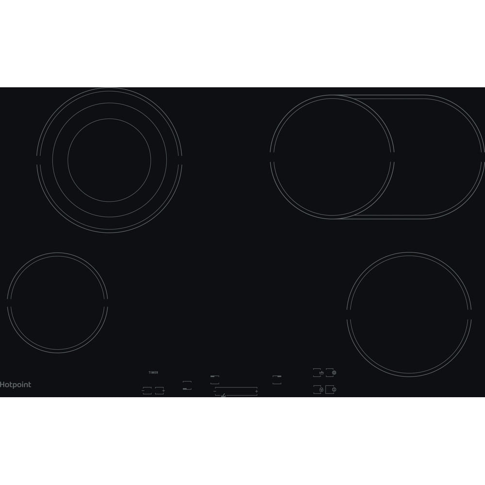 Hotpoint Electric Hob HR 7011 B H : discover the specifications of our home appliances and bring the innovation into your house and family.