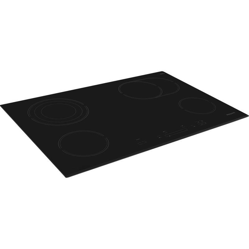 Hotpoint-HOB-HR-7011-B-H-Black-Radiant-vitroceramic-Perspective