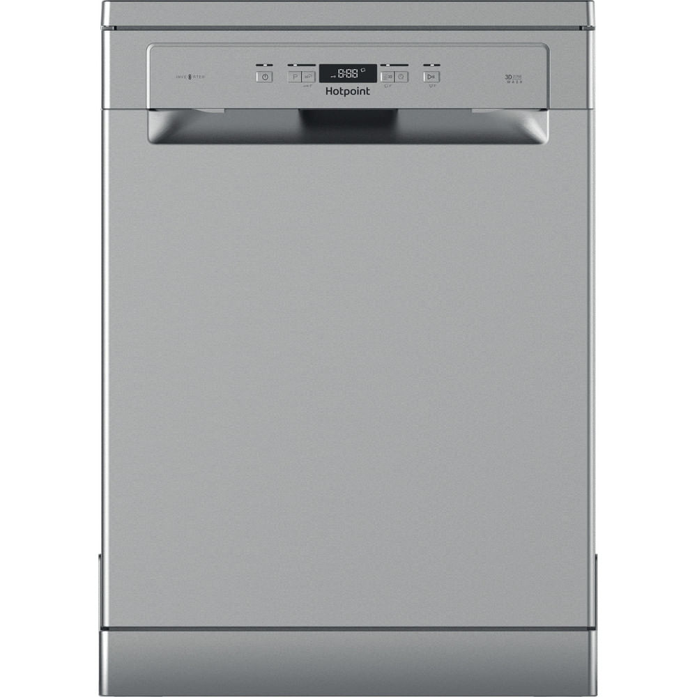 Hotpoint Freestanding Dishwasher HFC 3C26 X UK : discover the specifications of our home appliances and bring the innovation into your house and family.