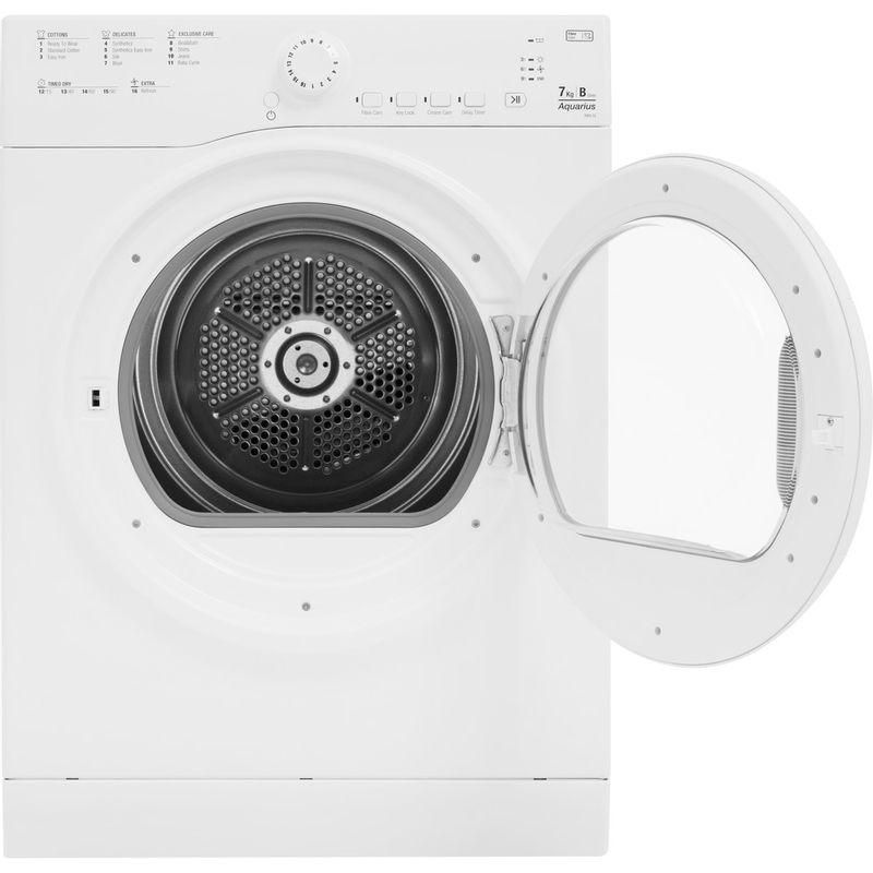 Hotpoint-Dryer-TVFS-73B-GP.9-UK-White-Frontal_Open
