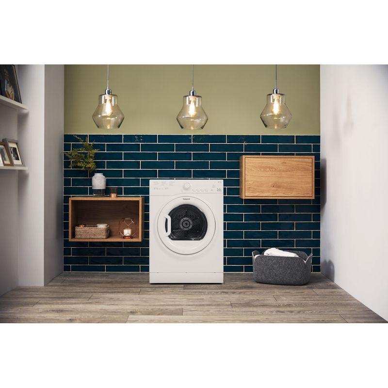 Hotpoint-Dryer-TVFS-73B-GP.9-UK-White-Lifestyle_Frontal