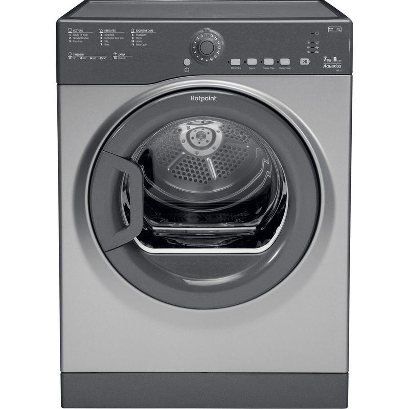 Hotpoint-Dryer-TVFS-73B-GG.9-UK-Graphite-Frontal