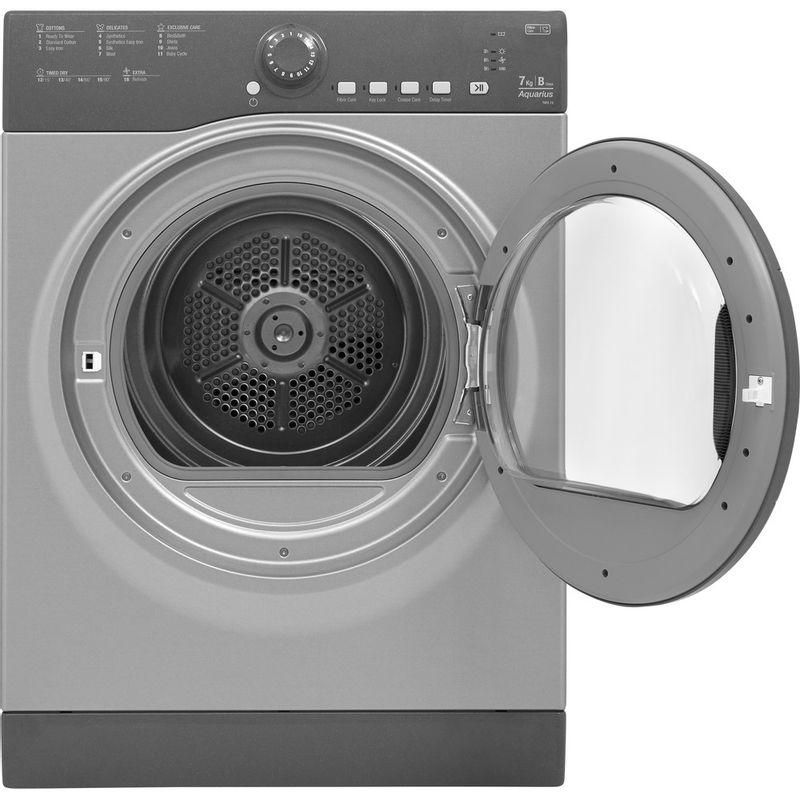 Hotpoint-Dryer-TVFS-73B-GG.9-UK-Graphite-Frontal_Open