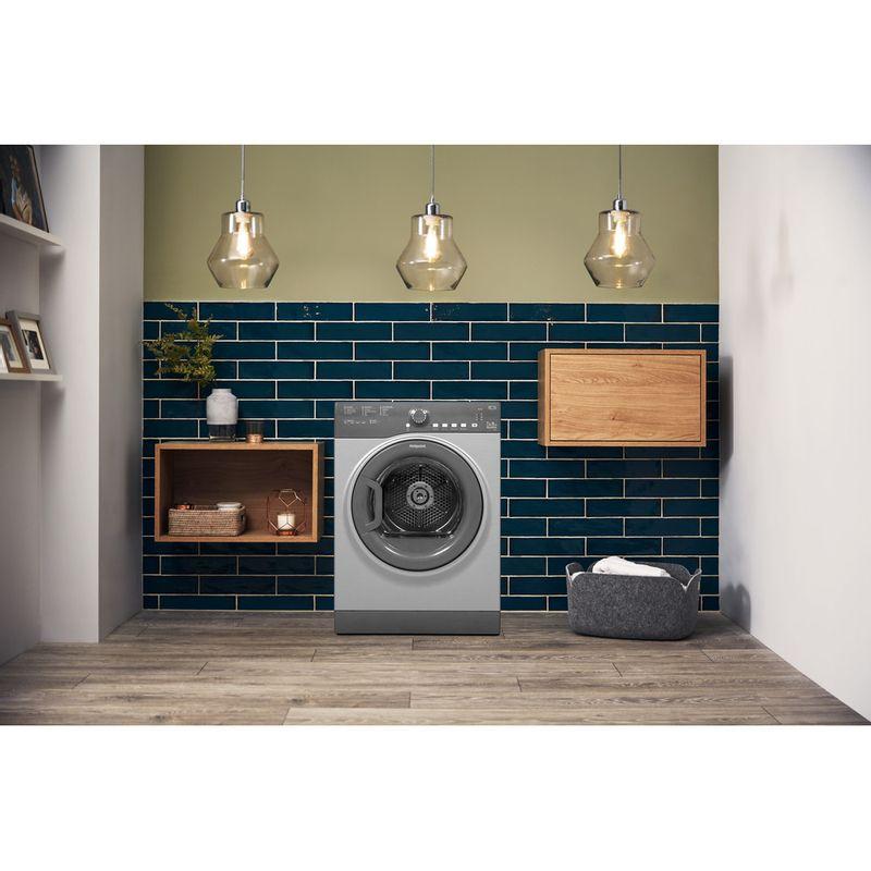 Hotpoint-Dryer-TVFS-73B-GG.9-UK-Graphite-Lifestyle_Frontal