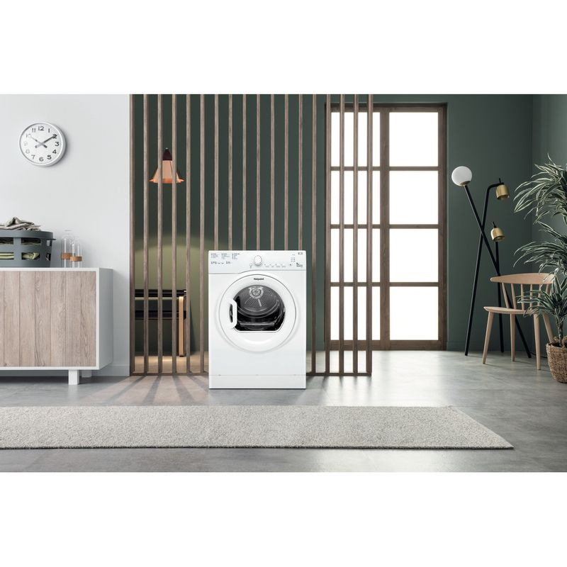 Hotpoint-Dryer-TVFS-83C-GP.9-UK-White-Lifestyle_Frontal