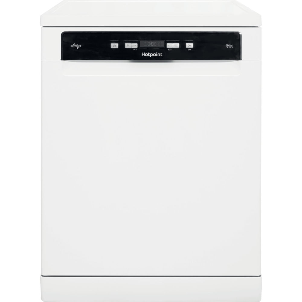 Hotpoint Freestanding Dishwasher HDFO 3C24 W C UK : discover the specifications of our home appliances and bring the innovation into your house and family.