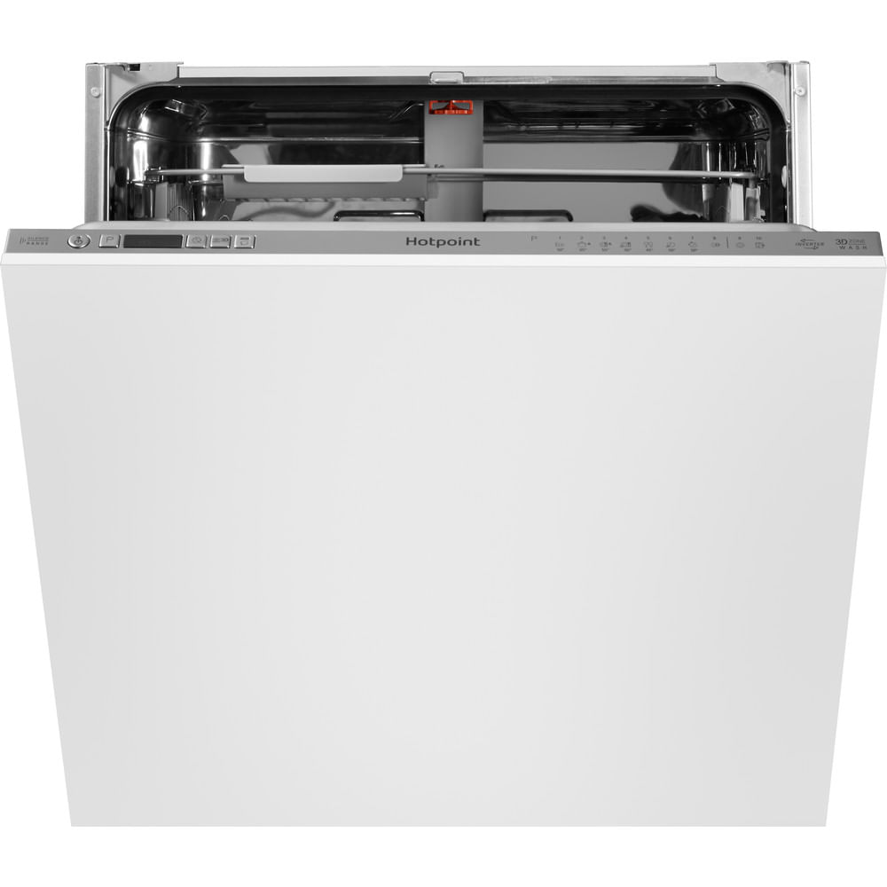 Hotpoint Integrated Dishwasher HIO 3T221 WG C E UK : discover the specifications of our home appliances and bring the innovation into your house and family.