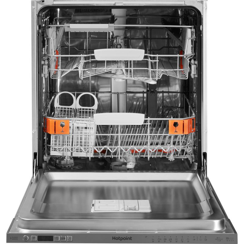 Hotpoint-Dishwasher-Built-in-HIO-3T221-WG-C-E-UK-Full-integrated-A-Frontal-open