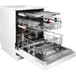 Hotpoint-Dishwasher-Free-standing-HFO-3P23-WL-UK-Free-standing-A-Perspective-open