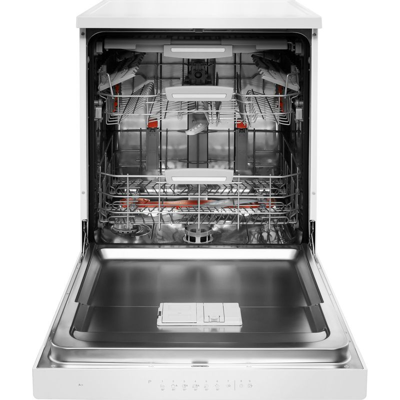 Hotpoint-Dishwasher-Free-standing-HFO-3P23-WL-UK-Free-standing-A-Frontal-open