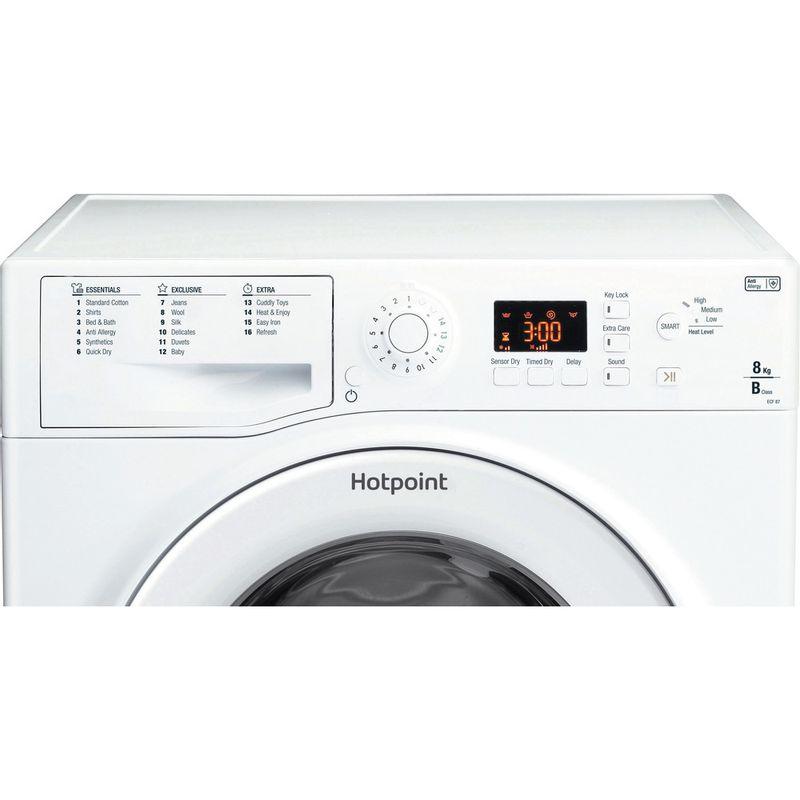 Hotpoint-Dryer-ECF-87BP-UK-White-Control_Panel