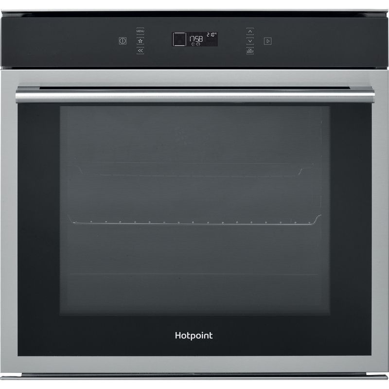 Hotpoint-OVEN-Built-in-SI6-874-SH-IX-Electric-A--Frontal