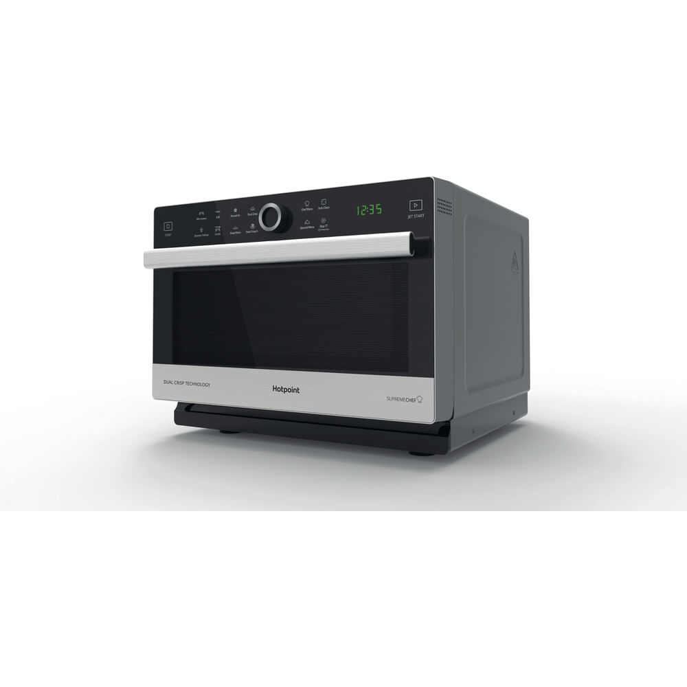 Hotpoint Freestanding Microwave oven MWH 338 SX : discover the specifications of our home appliances and bring the innovation into your house and family.