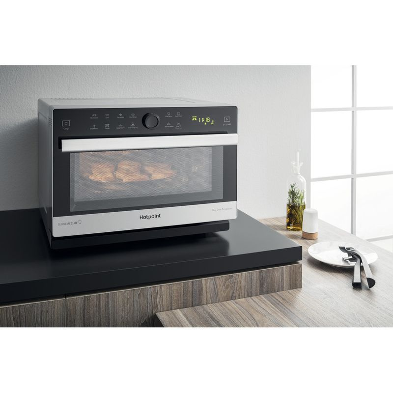 Hotpoint-Microwave-Free-standing-MWH-338-SX-Inox-Electronic-33-MW-Combi-900-Lifestyle-perspective