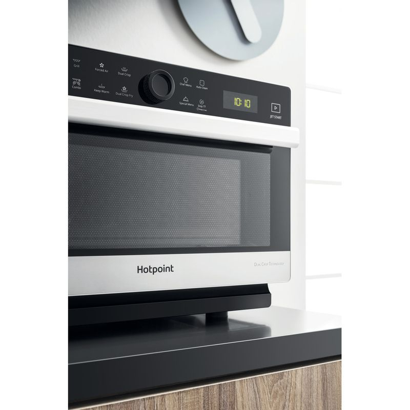 Hotpoint-Microwave-Free-standing-MWH-338-SX-Inox-Electronic-33-MW-Combi-900-Lifestyle-control-panel
