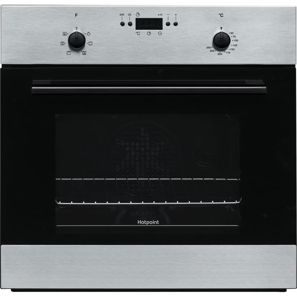 Hotpoint Built in Oven MM Y50 IX : discover the specifications of our home appliances and bring the innovation into your house and family.