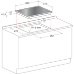 Hotpoint-HOB-FTGHL-641-D-IX-H-Stainless-steel-GAS-Technical-drawing