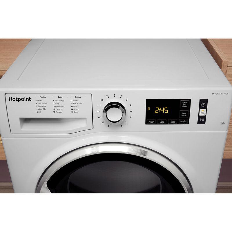 Hotpoint-Dryer-NT-M11-92XB-UK-White-Lifestyle-control-panel