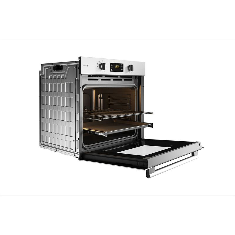 Hotpoint-OVEN-Built-in-FA4S-544-IX-H-Electric-A-Perspective-open