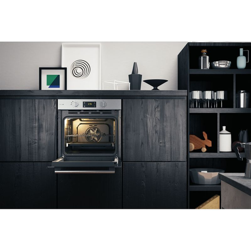 Hotpoint-OVEN-Built-in-FA4S-544-IX-H-Electric-A-Lifestyle-frontal-open