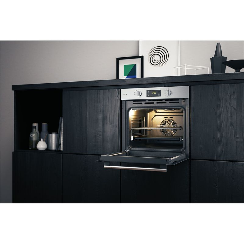 Hotpoint-OVEN-Built-in-FA4S-544-IX-H-Electric-A-Lifestyle-perspective-open