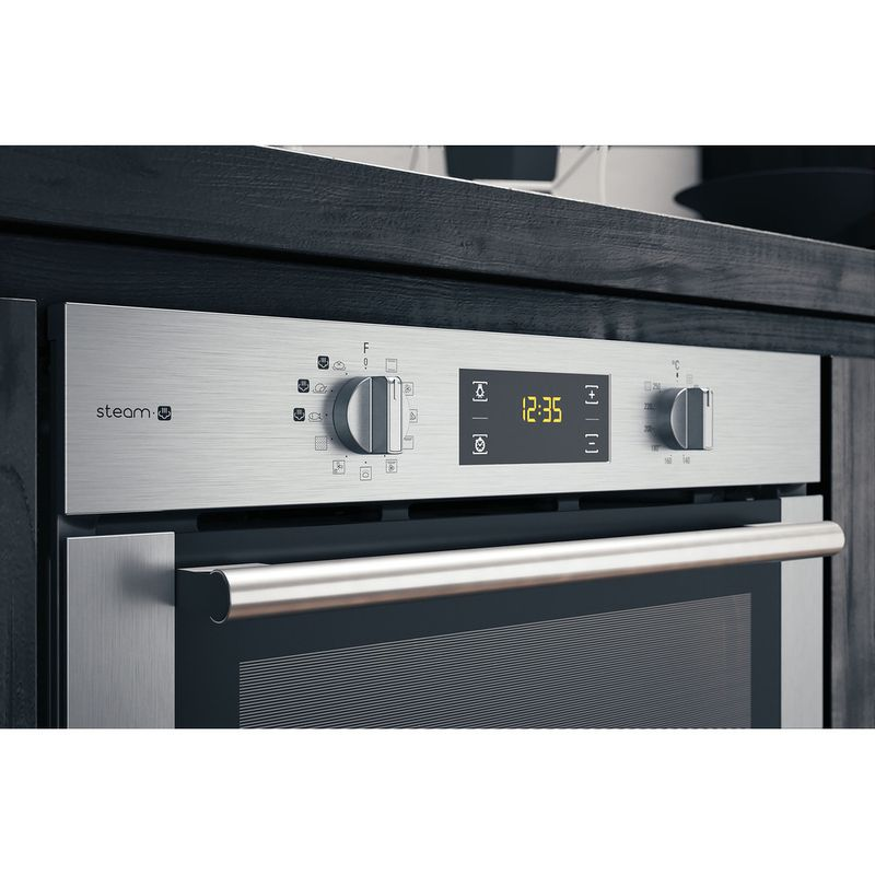 Hotpoint-OVEN-Built-in-FA4S-544-IX-H-Electric-A-Lifestyle-control-panel
