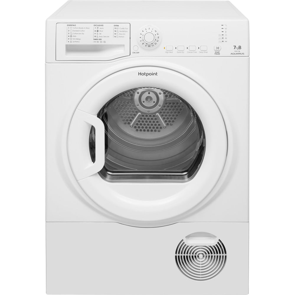 Hotpoint Freestanding tumble dryer TCFS 73B GP.9 (UK) : discover the specifications of our home appliances and bring the innovation into your house and family.